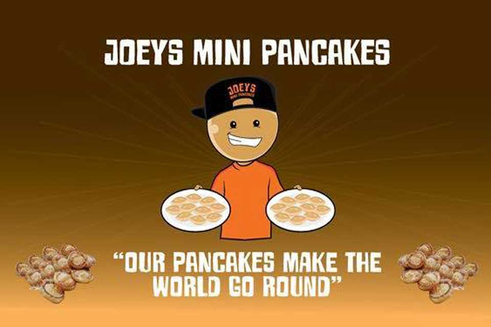 Joeys Mini Pancakes